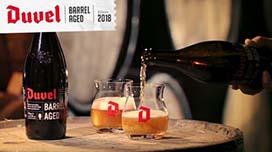 Duvel Barrel Aged Bourbon Batch 3